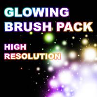Glowing Brush by nosKILL1343