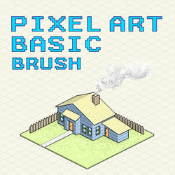 Pixel Art Basic Brush