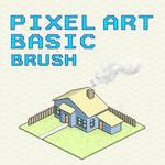 Pixel Art Basic Brush
