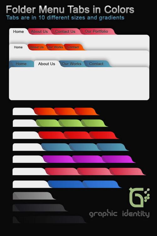 Folder Art Design