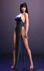 JG Sexy Loin Dress for G8F (Freebie)