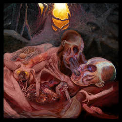 Goulgatha back album cover 2016 by sytraxia