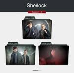 Sherlock TV Folders
