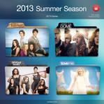 2013 Summer Season Folders