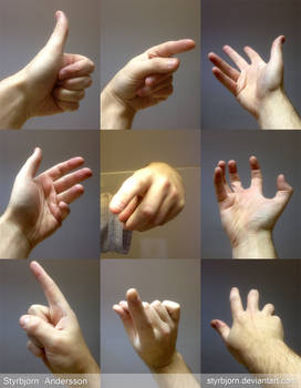 Hand References 1