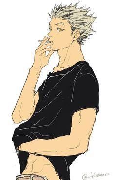 bokuto koutarou how tall