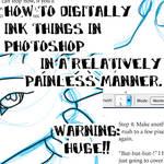 Digital Inking Tutorial