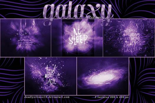 Galaxy Textures
