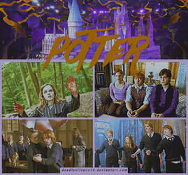 Psd Coloring - Potter