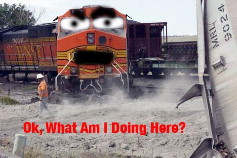 Derailed Train Meme by SunsetShimmerTrainZ1 on DeviantArt