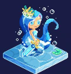 Sea Fairy Cookie - Legendary Cookie