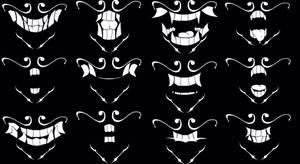 Akali K/DA Expression Pack For Mask