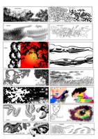 Manga Studio v4 Free Brushes by 888toto