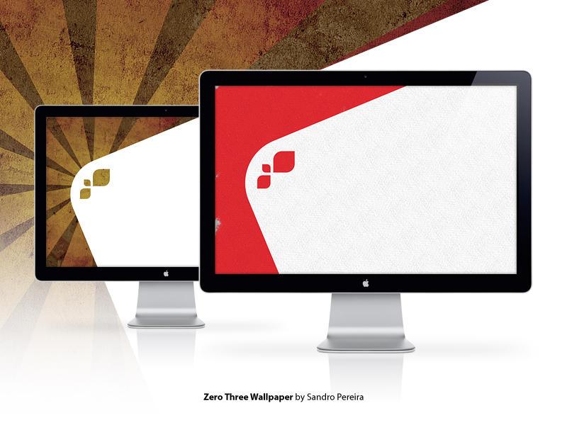 Zero Three Wallpaper by sandrodcpereira
