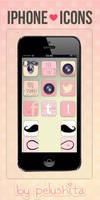 IPhone Icons by PelushitaPetisuit