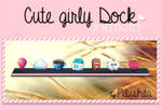 Cute Girly Dock