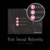 Pink Social Networks. by PelushitaPetisuit
