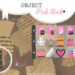 Object Pink Dock