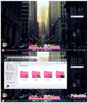 Screenshots Beautiful City'