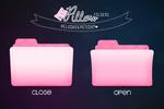 Pink Pillow Folders