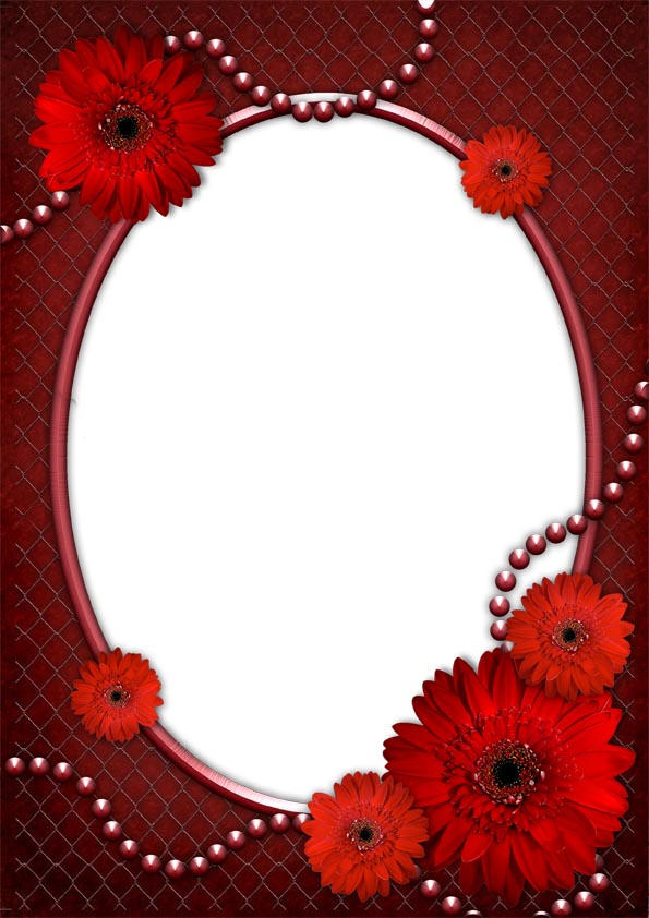 red design frame psd template by anavrin2010 on deviantart