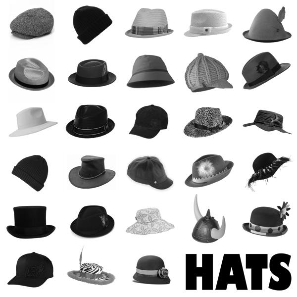 High Hats In Dining Room