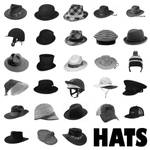 28 Hats PS Brushes Set 2