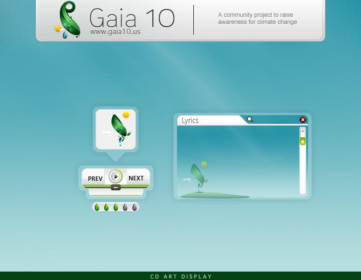 Gaia10 CAD by thalosK