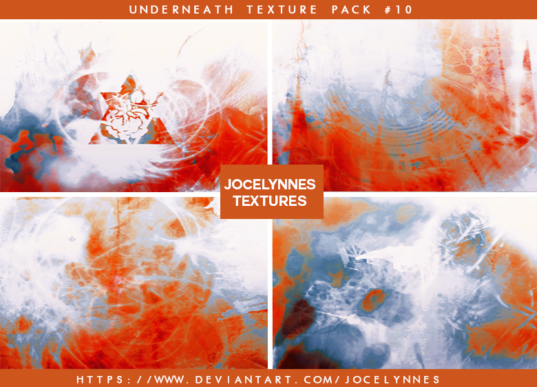Underneath Texture Pack #10 by jocelynnes