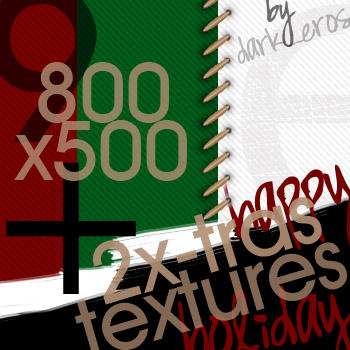 Advent 2008 : Holiday Textures by delusionalmind