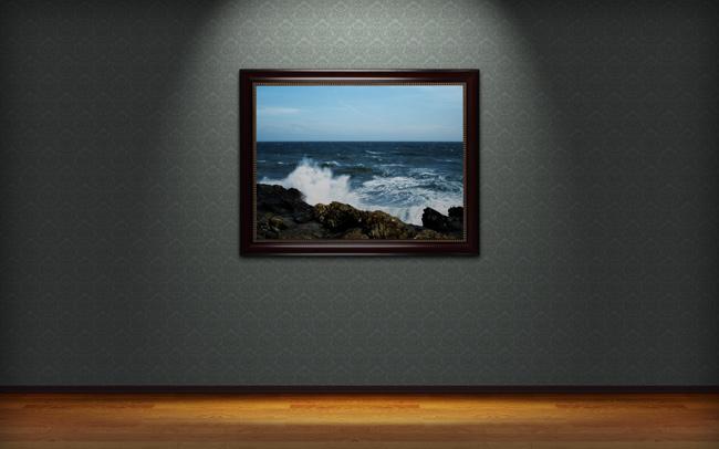 Framed Wallpaper Resource
