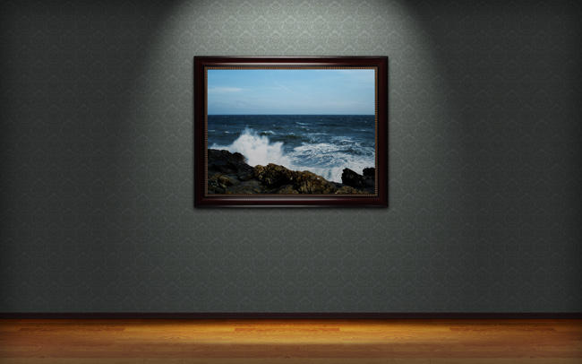 Framed Wallpaper Resource by Stratification