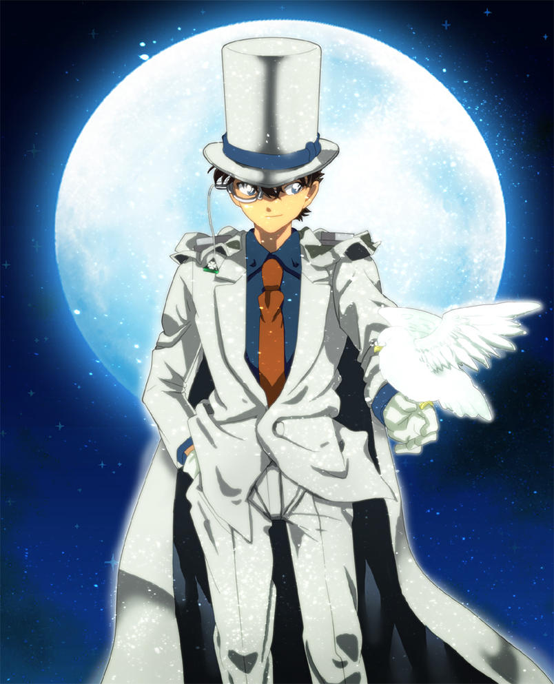 Kaito Kid X Sick Reader His Precious Rival By Rosesleuth