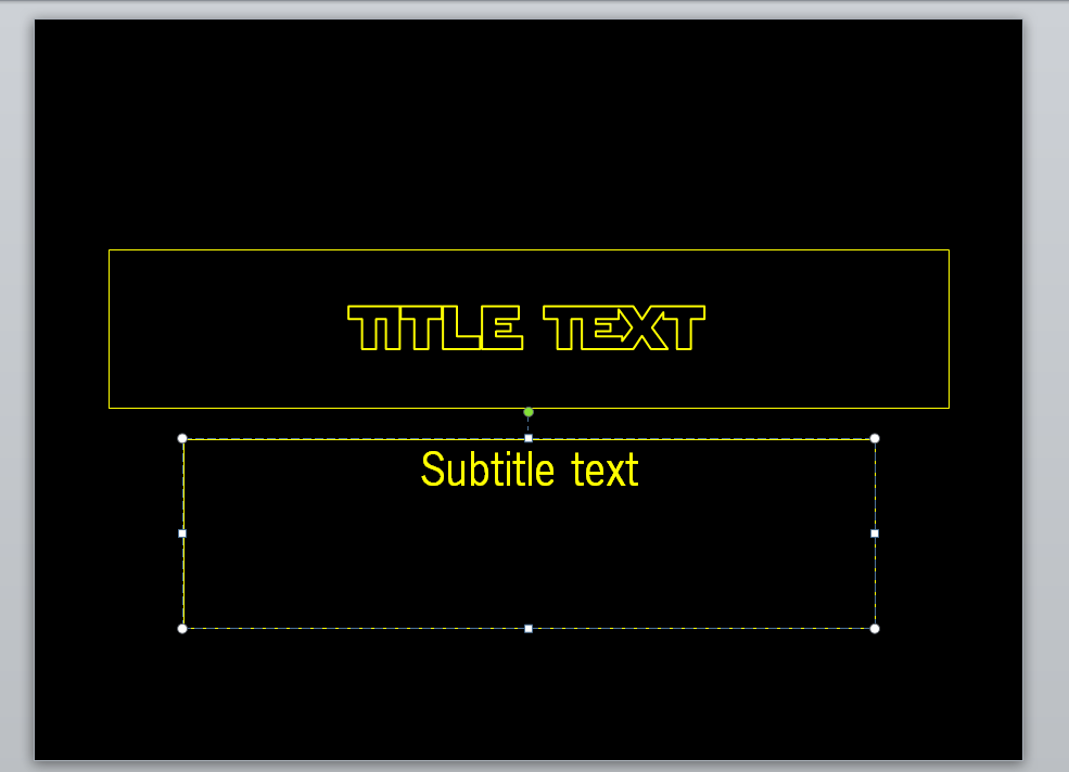 Star Wars Powerpoint Template Update In Desc By Xuro2dalusovee On