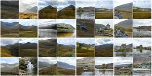 Matte Painting Resouces - Scotland 1