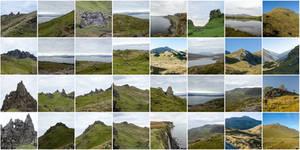 Matte Painting Resouces - Scotland 3