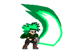 Moonlighters Sprites - Andy Attack Animation