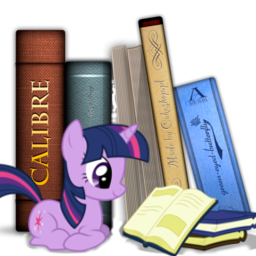Calibre Twilight Icon by Pink618
