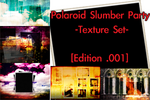 Polaroid Slumber Party SET by oscarrocks00