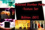 Polaroid Slumber Party SET