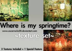 Where Is My Springtime? SET by oscarrocks00