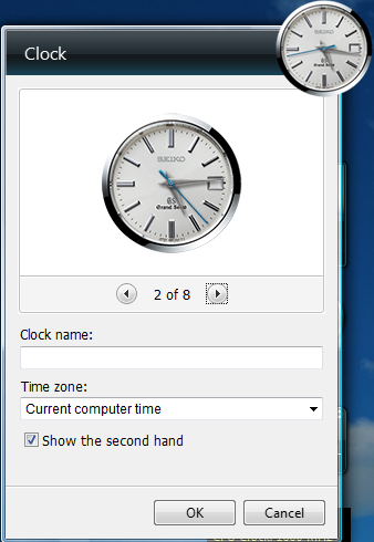 Forex clock gadget windows 7