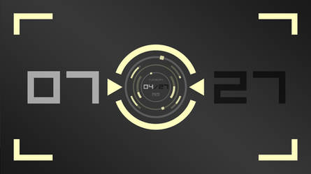 Pinpoint: Theme for Rainmeter by SolarPhoton