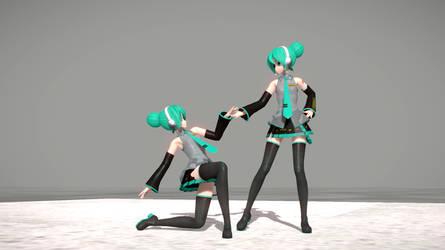 mot_PV : Project Diva Future Tone [Download TEST] by nampukkkk