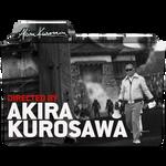 Akira Kurosawa Movie Category Folder Icon by ChinaKernow
