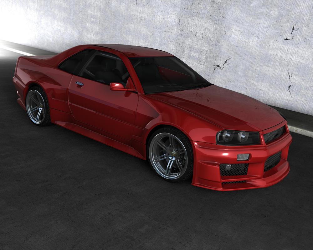 Car by JoKeR0720