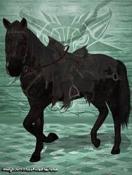 TW3 - Demonic Horse (MoogleOutFitters) (XPS)