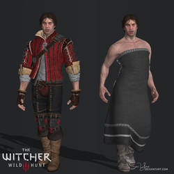 The Witcher 3 - Eskel (XPS)
