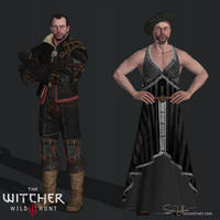 The Witcher 3 - Lambert (XPS)