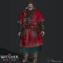 The Witcher 3 - Bloody Baron (XPS)
